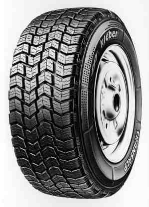 KLEBER transalp 2 185/80 R14 102R TL C M+S 3PMSF, zimní pneu, VAN