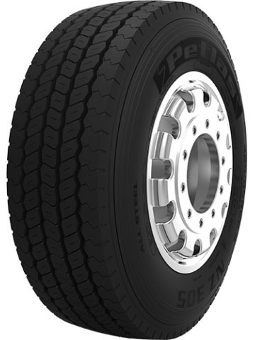 PETLAS NZ305 (TR) 215/75 R17,5 135J, celoroční pneu, nákladní