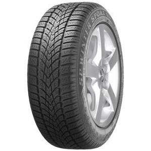 DUNLOP sp winter sport 4d 205/55 R16 91H TL M+S 3PMSF MFS, zimní pneu, osobní a SUV