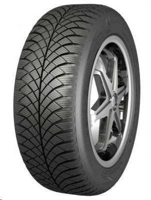 NANKANG cross seasons aw-6 155/70 R13 75T TL M+S 3PMSF, celoroční pneu, osobní a SUV