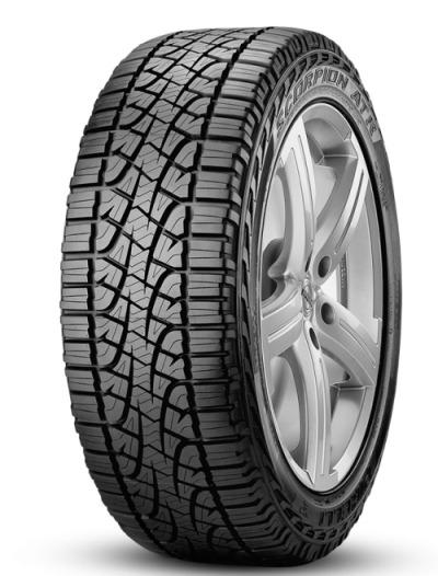 PIRELLI scorpion atr 235/65 R17 108H TL XL M+S, letní pneu, osobní a SUV