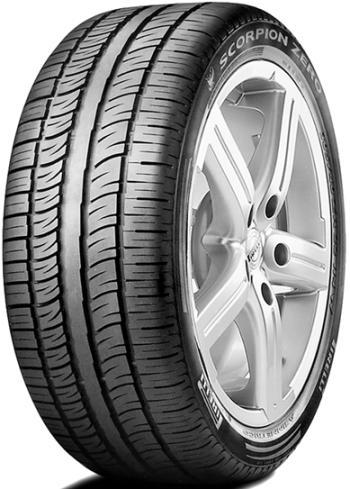 PIRELLI scorpion zero asimm. 255/45 R20 105V TL XL M+S, letní pneu, osobní a SUV