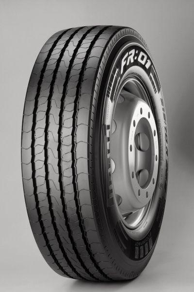 PIRELLI FR:01S 295/80 R22,5 152M, celoroční pneu, nákladní