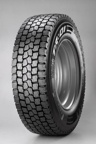 PIRELLI TR:01S 315/80 R22,5 156L, letní pneu, nákladní