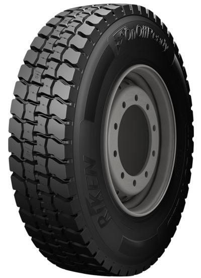 RIKEN ON OFF READY D 13/80 R22,5 156K, letní pneu, nákladní