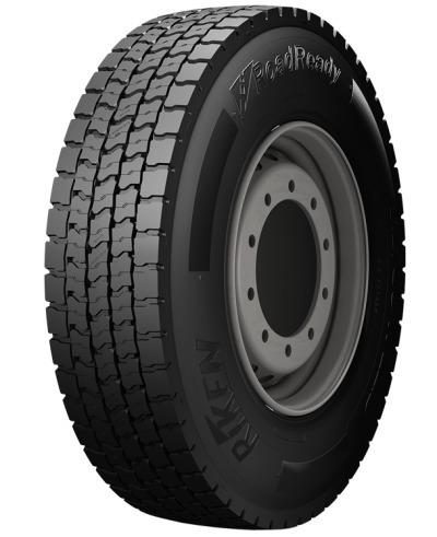 RIKEN ROAD READY D 295/80 R22,5 152M, letní pneu, nákladní