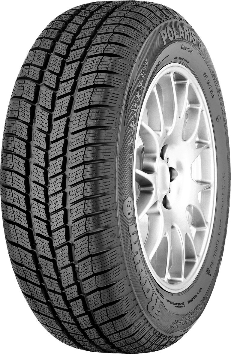 BARUM polaris 3 145/80 R13 75T TL M+S 3PMSF, zimní pneu, osobní a SUV