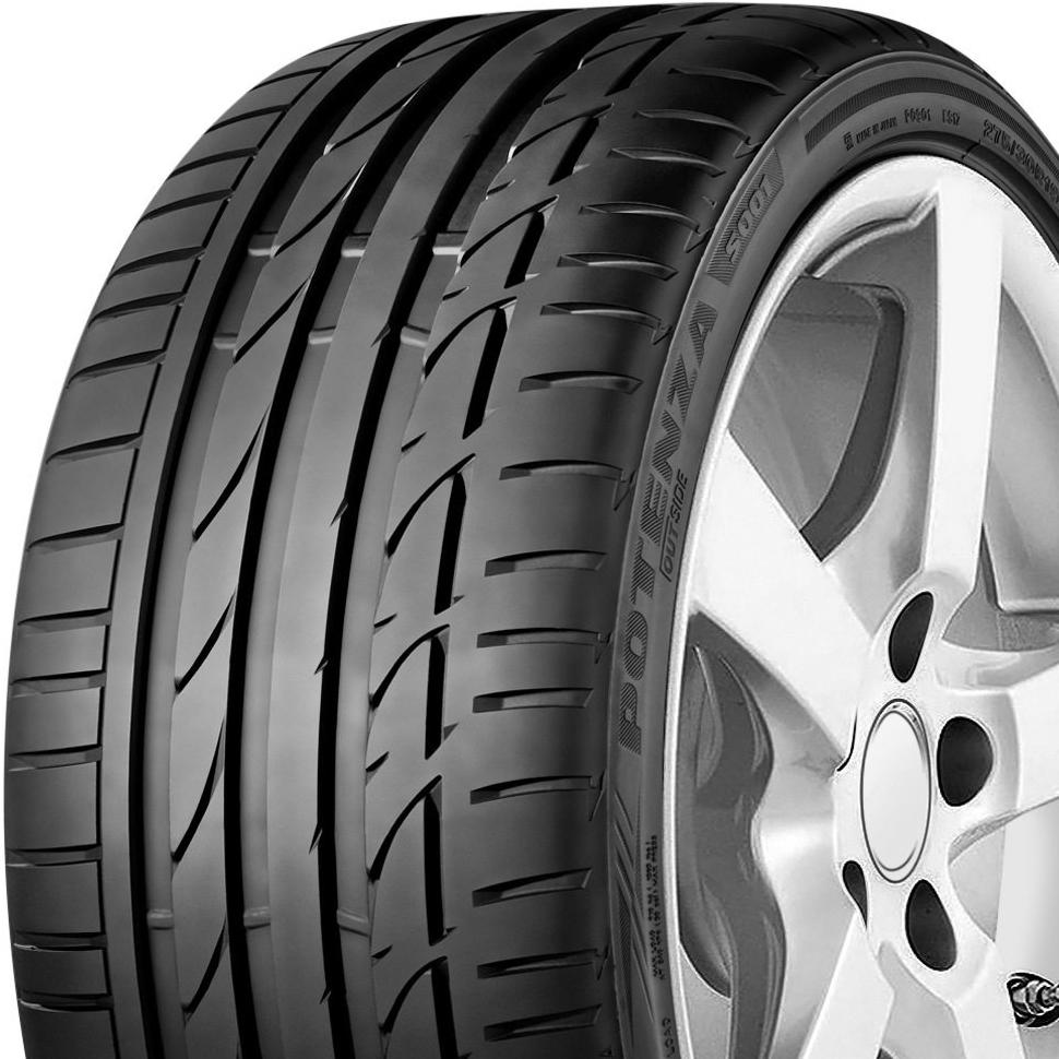 BRIDGESTONE S001* RFT XL 225/40 R18 92Y TL XL ROF FP, letní pneu, osobní a SUV