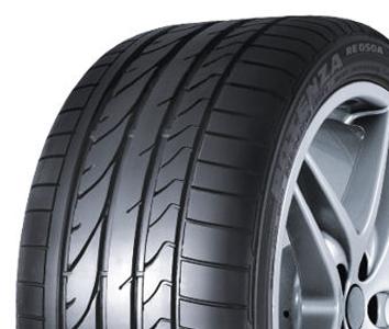 BRIDGESTONE potenza re050a 205/40 R18 82W TL ROF FP, letní pneu, osobní a SUV