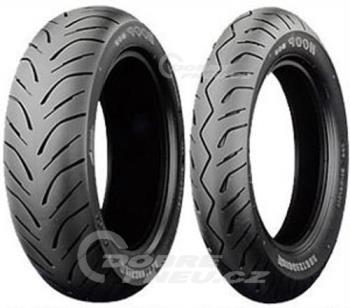 BRIDGESTONE b03 120/70 R13 53L, celoroční pneu, moto