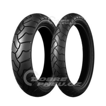BRIDGESTONE bw501 110/80 R19 59V TL, celoroční pneu, moto