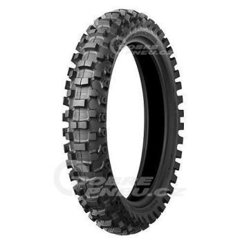 BRIDGESTONE m204 90/100 R14 49M TT, celoroční pneu, moto