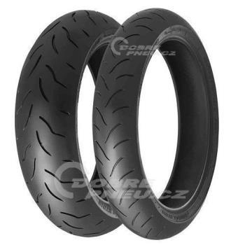 BRIDGESTONE bt016f 130/70 R16 61W TL ZR, celoroční pneu, moto