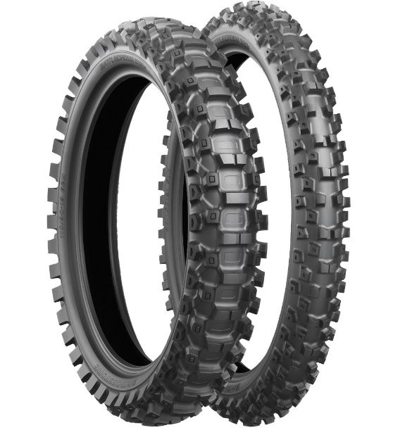 BRIDGESTONE x30r 90/100 R16 52M TT, celoroční pneu, moto