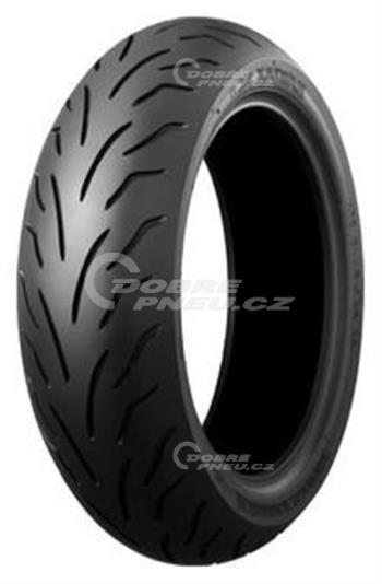 BRIDGESTONE sc1r 120/90 R10 66J TL, celoroční pneu, moto
