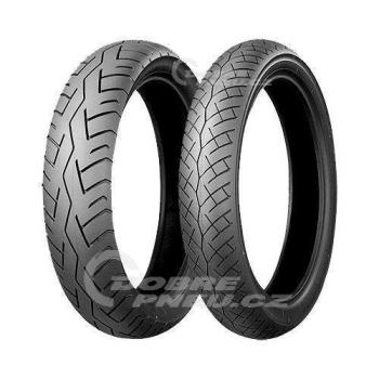 BRIDGESTONE bt45f 120/70 R17 58H TL, celoroční pneu, moto