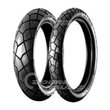 BRIDGESTONE tw101 100/90 R19 57H TT, celoroční pneu, moto