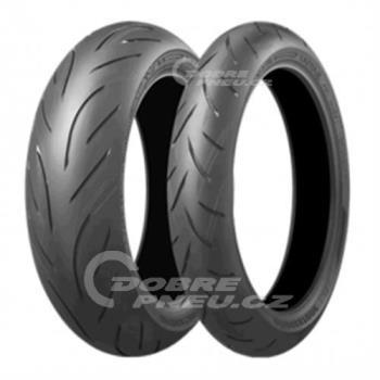 BRIDGESTONE s21 130/70 R16 61W TL ZR, celoroční pneu, moto