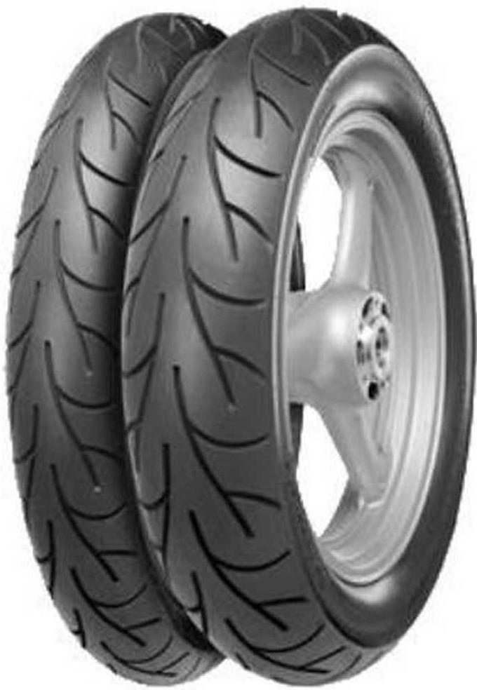 CONTINENTAL conti go 275/80 -17 47P, celoroční pneu, moto