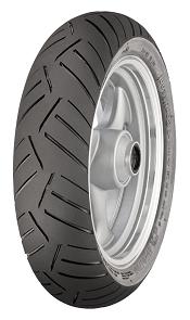 CONTINENTAL conti scoot 120/70 R12 58P TL REINF., celoroční pneu, moto