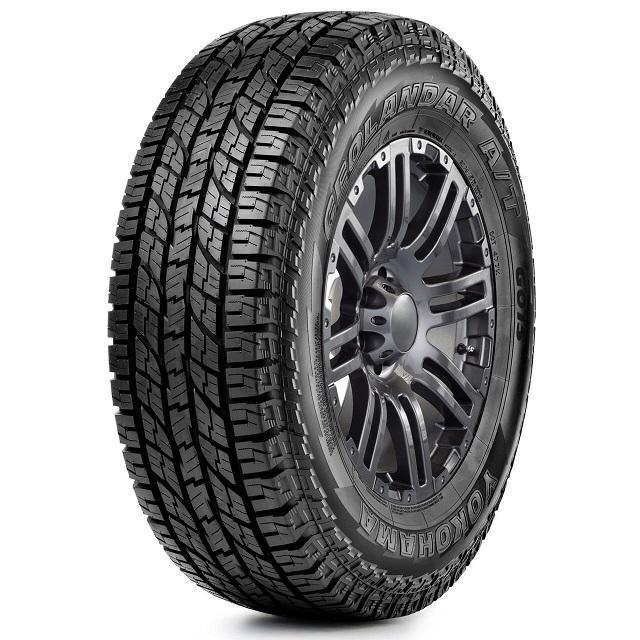 YOKOHAMA geolandar a/t g015 245/75 R17 121S TL LT M+S 3PMSF RPB OWL, celoroční pneu, osobní a SUV