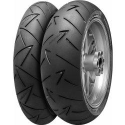 CONTINENTAL conti road attack 2 190/55 R17 75W TL ZR, celoroční pneu, moto