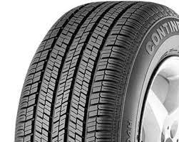 CONTINENTAL 4x4 contact 255/55 R19 111V TL XL M+S, letní pneu, osobní a SUV