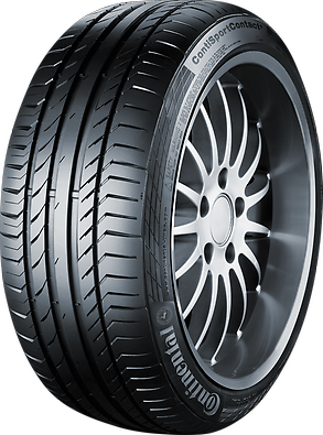 CONTINENTAL conti sport contact 5 suv 235/55 R19 105W TL XL FR, letní pneu, osobní a SUV