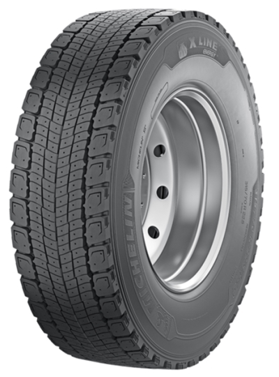 MICHELIN X LINE ENERGY D2 315/70 R22,5 154L, celoroční pneu, nákladní