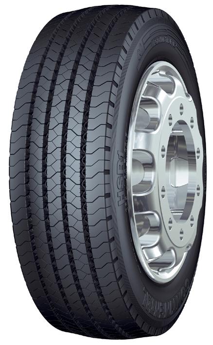 CONTINENTAL hsr1 305/70 R22,5 152L, letní pneu, nákladní