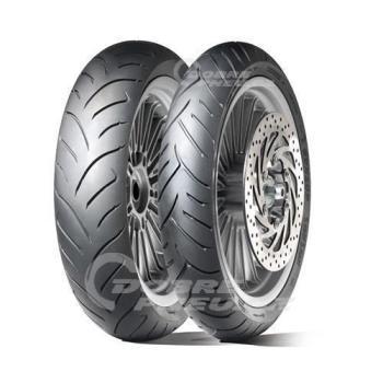 DUNLOP scootsmart 100/90 R10 56J TL, celoroční pneu, moto