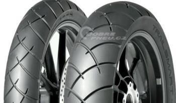 DUNLOP trailsmart 120/70 R19 60V, celoroční pneu, moto, sleva DOT