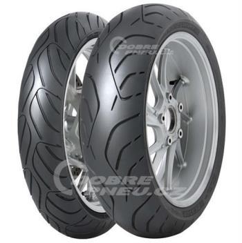 DUNLOP sportmax roadsmart iii 120/70 R15 56H TL, celoroční pneu, moto