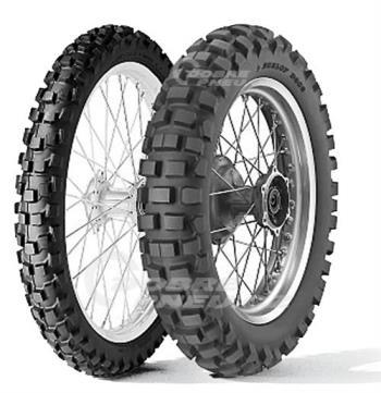 DUNLOP d606 130/90 R18 69R, celoroční pneu, moto