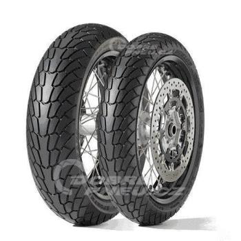 DUNLOP mutant 110/80 R18 58W, celoroční pneu, moto