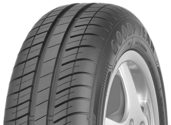 GOODYEAR efficientgrip compact 195/65 R15 95T, letní pneu, osobní a SUV