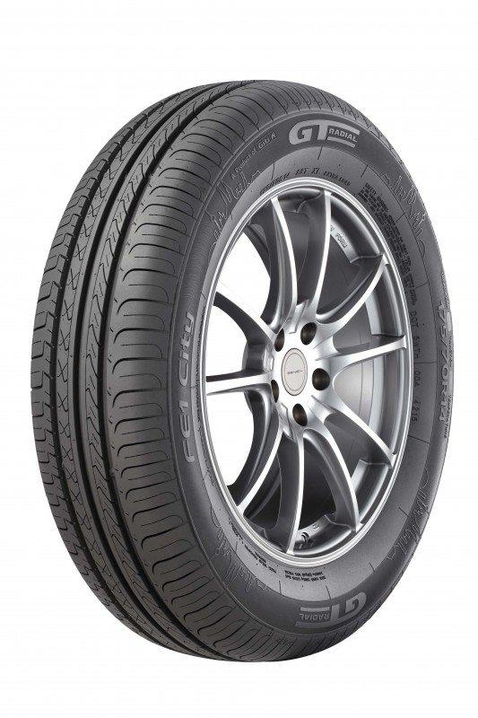 GT RADIAL fe1 city 165/70 R14 81T, letní pneu, osobní a SUV
