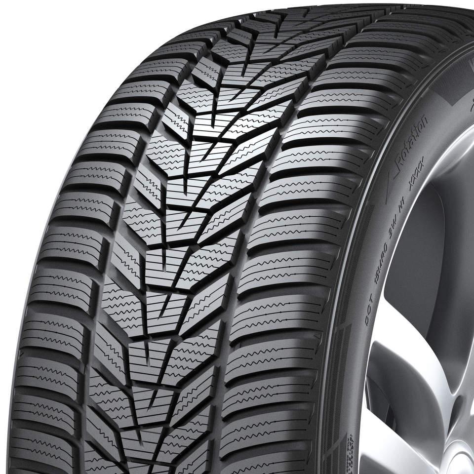 HANKOOK W330A Winter i*cept evo3 X 265/55 R19 109V, zimní pneu, osobní a SUV