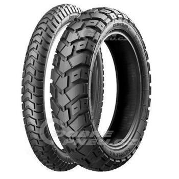 HEIDENAU k 60 scout 120/90 R17 64T TT M+S, celoroční pneu, moto
