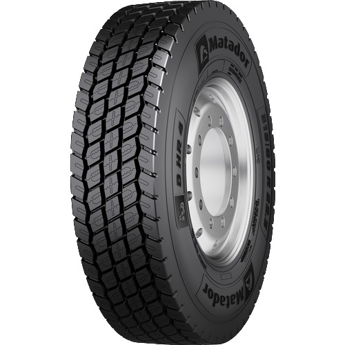 MATADOR d hr 4 295/60 R22,5 150L, celoroční pneu, nákladní