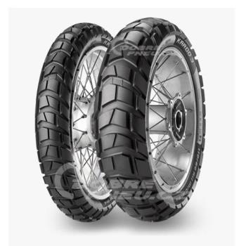 METZELER karoo 3 170/60 R17 72T TL M+S, celoroční pneu, moto