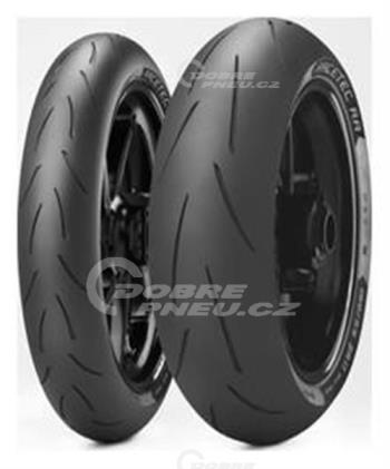 METZELER racetec rr 190/55 R17 75W TL ZR K3, celoroční pneu, moto