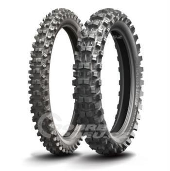 MICHELIN starcross 5 soft 110/90 R19 62M TT, celoroční pneu, moto