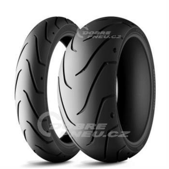 MICHELIN scorcher 11 180/55 R17 73W TL, celoroční pneu, moto