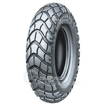 MICHELIN reggae 120/90 R10 57J, celoroční pneu, moto