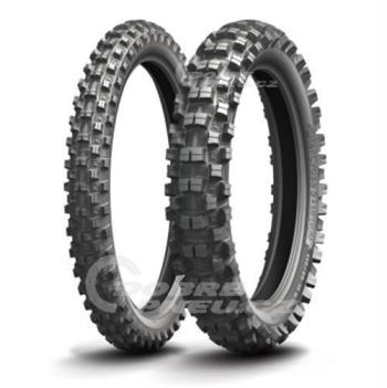 MICHELIN starcross 5 medium 70/100 R17 40M TT, celoroční pneu, moto