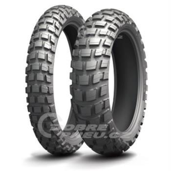 MICHELIN anakee wild 170/60 R17 72R TL/TT M+S, celoroční pneu, moto