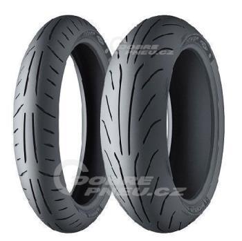 MICHELIN power pure sc 110/70 R12 47L, celoroční pneu, moto