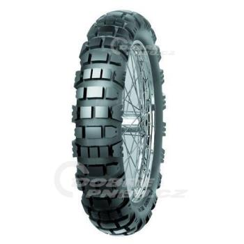 MITAS e 09 110/80 R18 58P TT M+S, celoroční pneu, moto