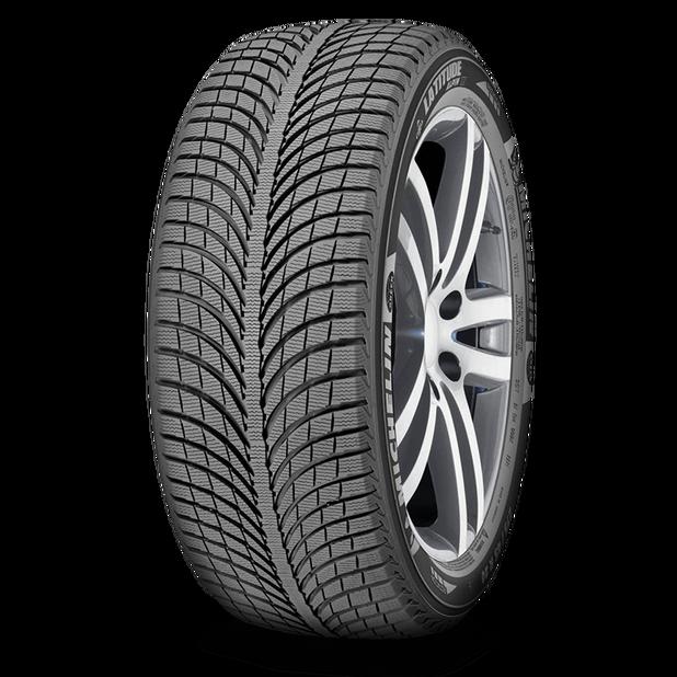 MICHELIN latitude alpin 255/50 R19 107H TL XL M+S 3PMSF GRNX FP, zimní pneu, osobní a SUV